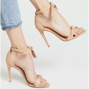Alexandre Birman Nude Clarita Stiletto Sandal 5.5